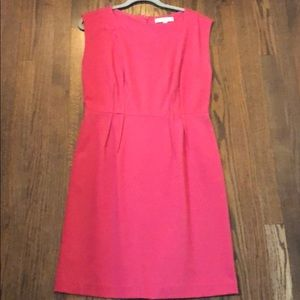 Beautiful pink Loft dress